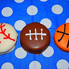 Themed Covered Oreos