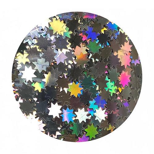 8-Point Star Glitter