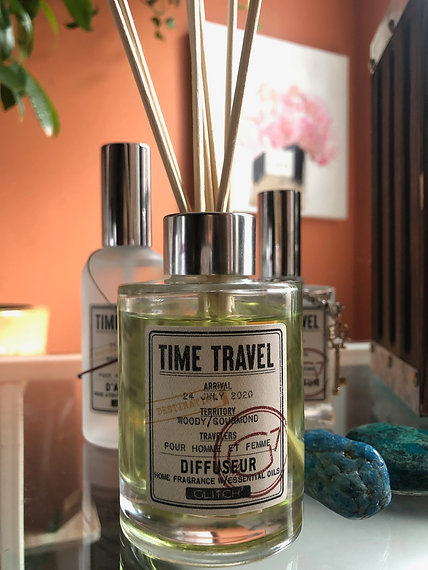 Time Travel - Diffuser
