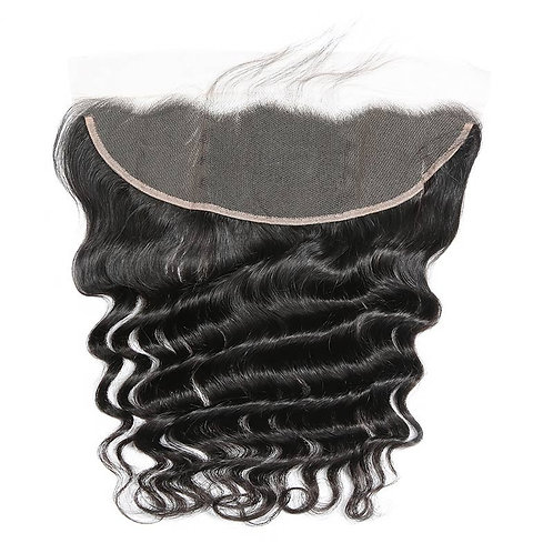Deep Wave Swiss Lace Frontal