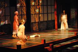The Rape of Lucretia, 2011