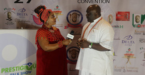 Edo National Association Worldwide (ENAW) Convention (Canada 2018)