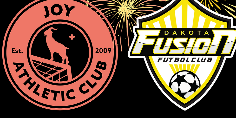 Joy Athletic Club vs Dakota Fusion FC