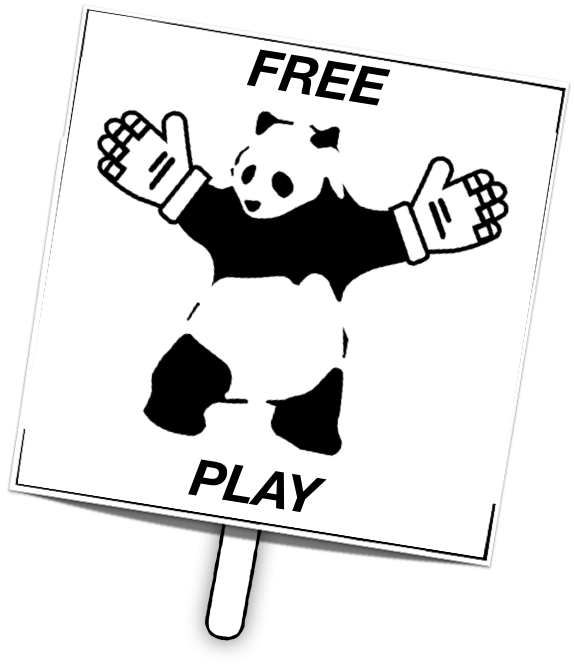 Free the panda