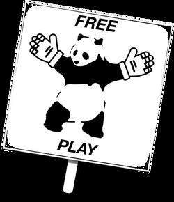 Free panda