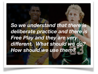 Can Krashen's Acquisition/Learning theory save youth sports?