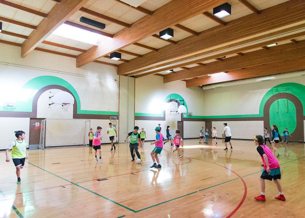 Gym (indoor)