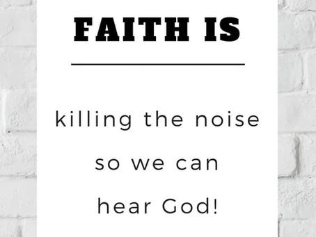 kill the noise!