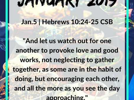 1st Sabbath