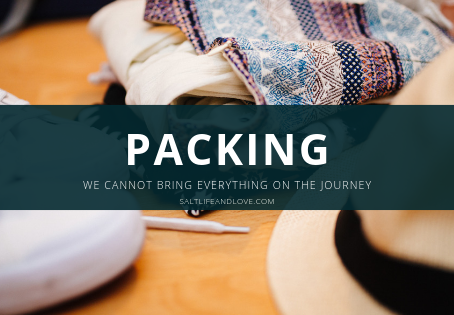 Packing (day 1)