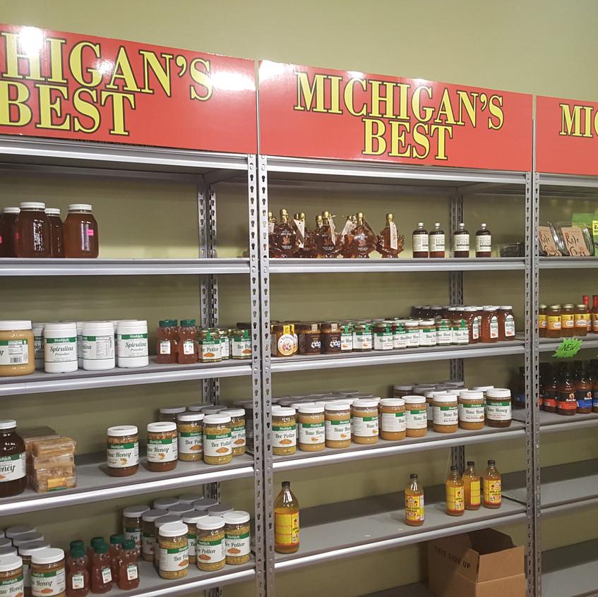 Michigan Local Honey