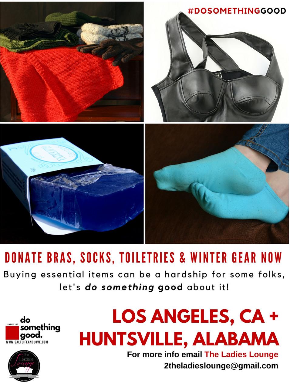 HUNTSVILLE, AL & LOS ANGELES, CA
