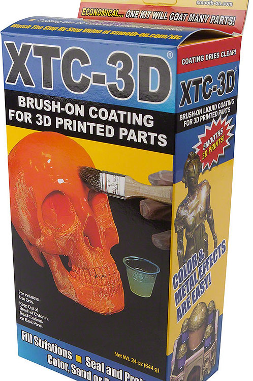 XTC-3D for 3D Printed Parts