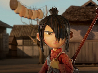 Kubo & the Two Strings Movie and 3D Printing