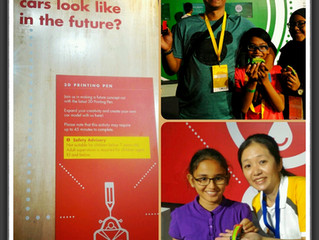 Discover with Shell #makethefuture event this March School Holidays! Click on sg.makethefuture.shell
