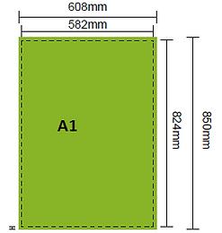 LED Light Box Product Dimension