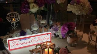婚禮宴會最佳禮物:3D打印迷你發光字