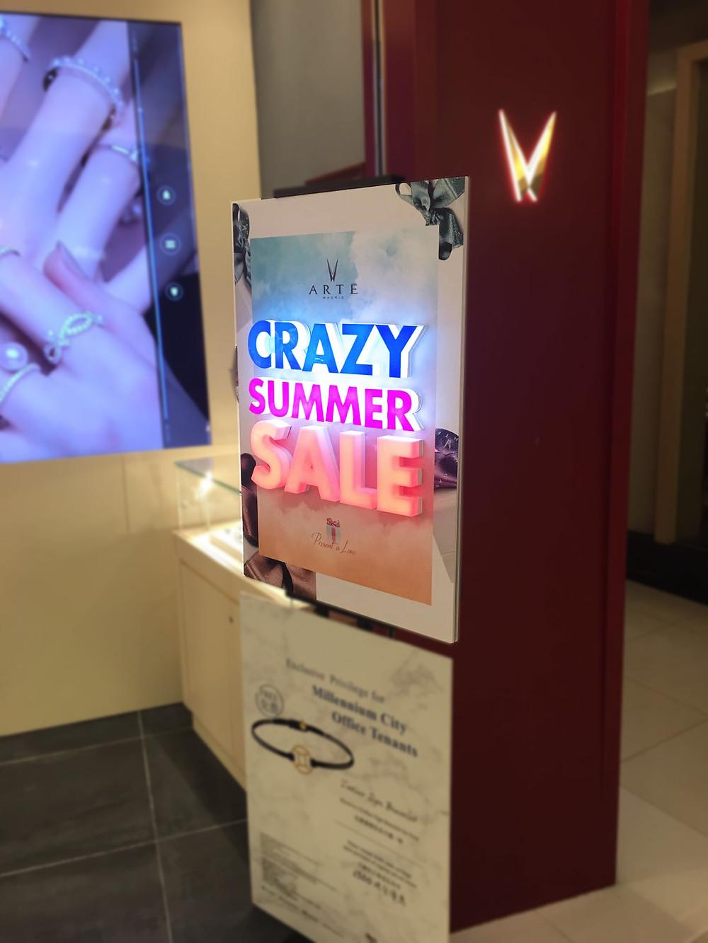 LED流動廣告招牌
