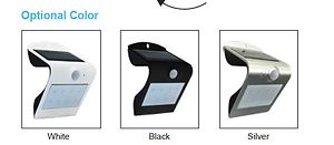 Solar Wall Mounted Light