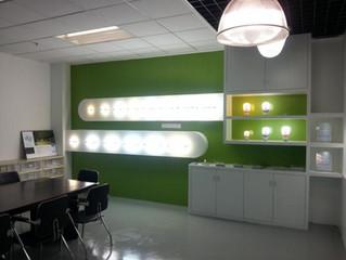 Company show room