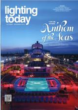 StarLite High Bay in Lighting Today magazine