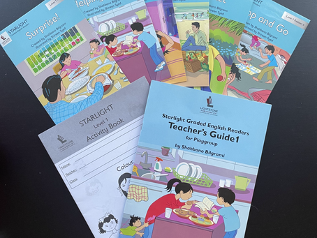Starlight Graded English Readers are Here!