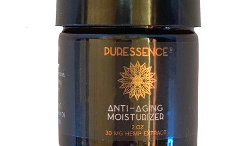 PurEssence CBD + Collagen Moisturizer
