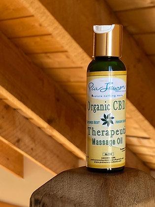 Therapeutic CBD Massage Oil