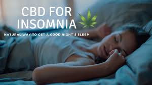 CBD, Sleep, Anxiety, Insomnia