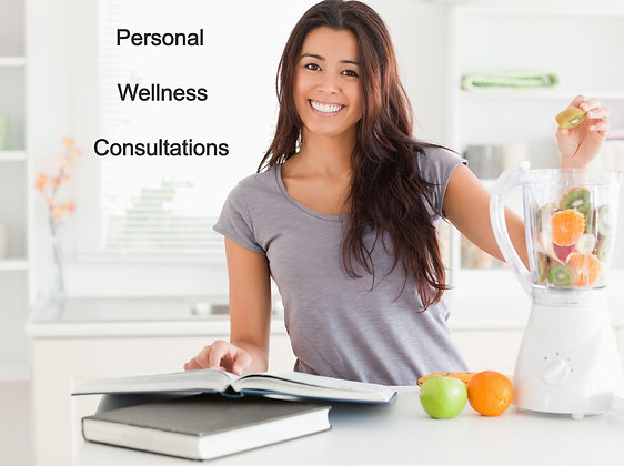 Wellness Consultations (Zoom or WhatsApp)