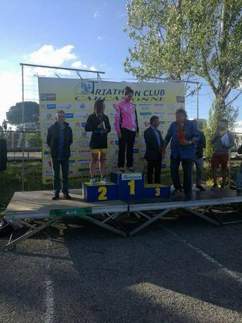 Triathlon de Carcassonne vu par Delphine C