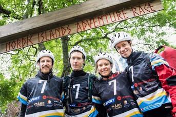Nordic Islands Adventure Race (ARWS), un trail de vikings