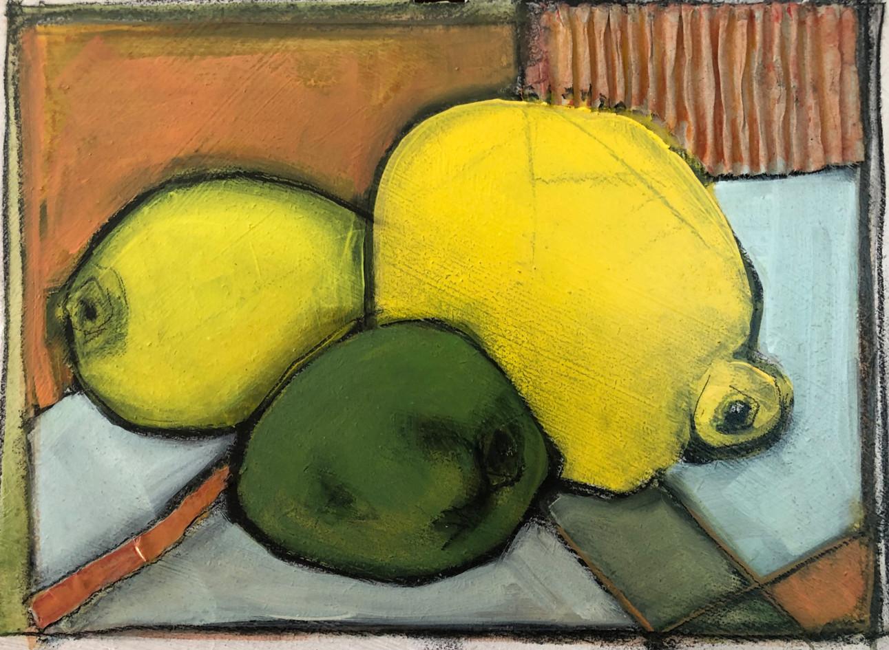 Lemon, lemon lime