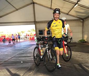 Housni : Mon premier Ironman, une expérience formidable!