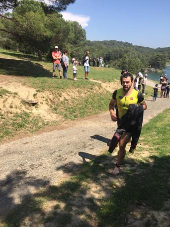 Triathlon de Carcassonne - format M