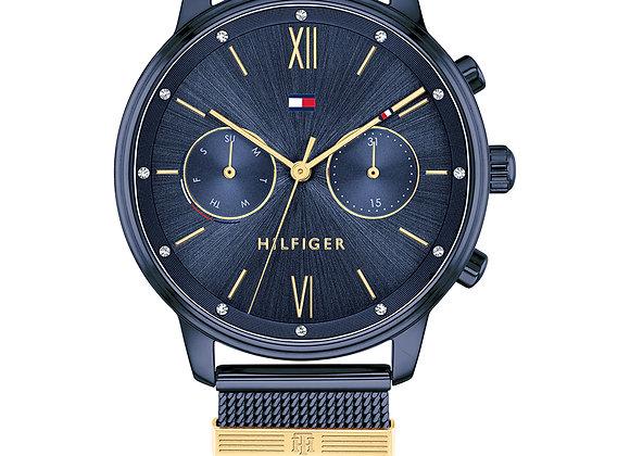 Reloj mujer Tommy Hilfiger 1782305 multifunción  con monograma grabado