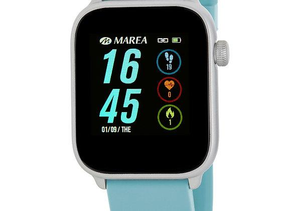 Reloj Mujer Marea SmartWatch B59004/6 Correa azul marino de regalo.