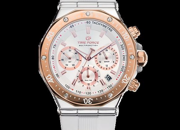 TIME FORCE STATUS CHRONO LADY - TF5025LAR-02
