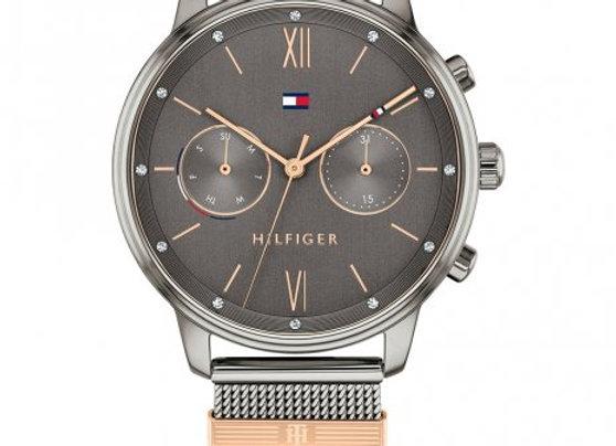 Reloj mujer Tommy Hilfiger 1782304 multifunción  con monograma grabado
