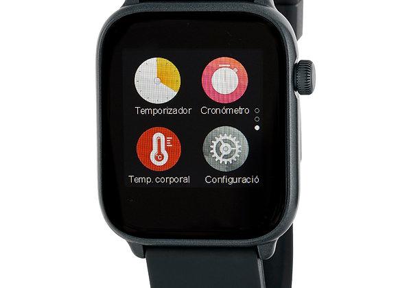 Reloj unisex Marea SmartWatch B59004/1 Correa roja de regalo.