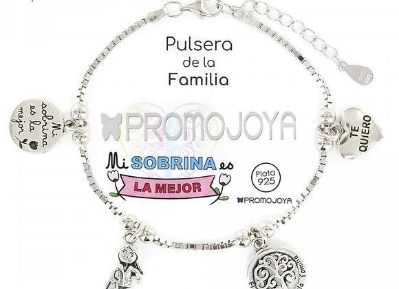 Pulsera Familia sobrina Promojoya 9107872
