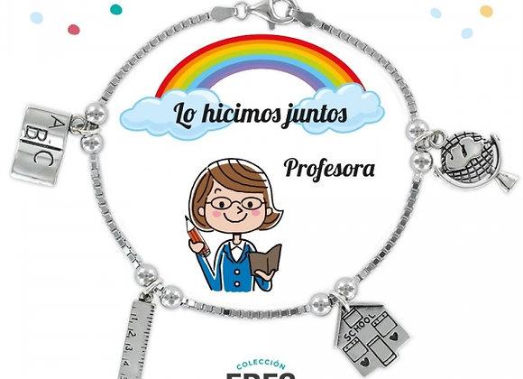 Pulsera profesora Promojoya 9110039