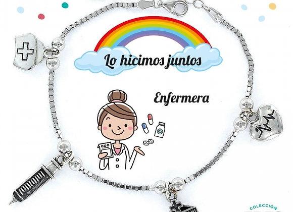 Pulsera enfermera Promojoya 9110028