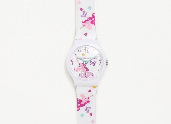 Reloj Ágatha Ruiz de la Prada  FLIP UNICORNIO AGR316