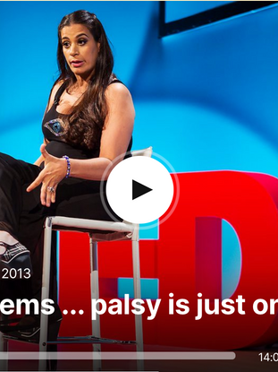 Maysoon Zayid: I got 99 problems ... palsy is just one