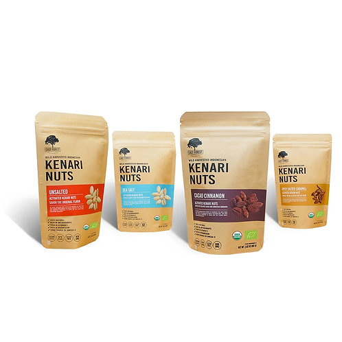 East Forest Kenari Nuts - 4 Pack