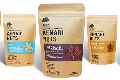 Kenari Nuts - 3 Pack