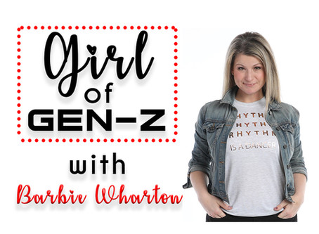 "I chatted with Clarissa on ""Girl of Gen Z"""