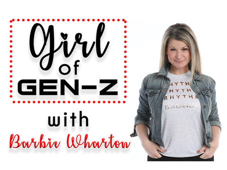 """I chatted with Clarissa on """"Girl of Gen Z"""""""