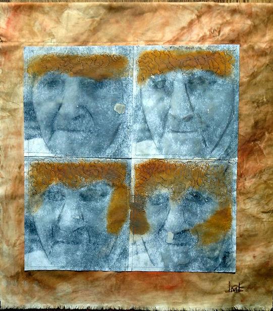Dementie, Formaat 37 x 42 cm